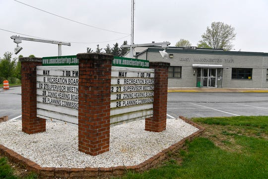 East Manchester Township building