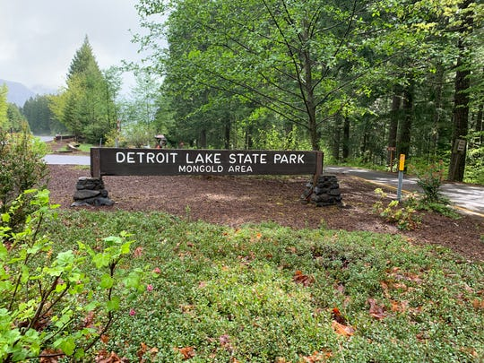 Mongold Boat Ramp reopened at Detroit Lake State Park on May 6, 2020.