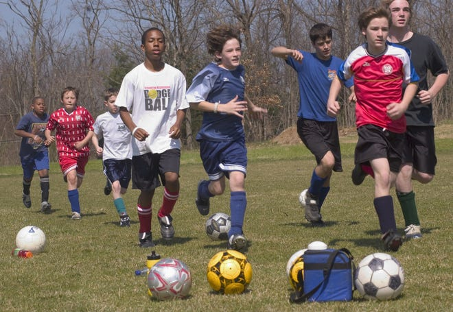 One local youth soccer league will begin play this spring despite COVID-19 concerns.
