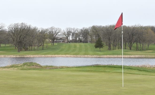Blackberry Ridge Golf Club in Sartell is pictured Tuesday, May 5, 2020.