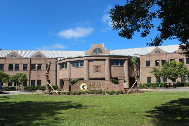 The campus of Tallahassee Community College