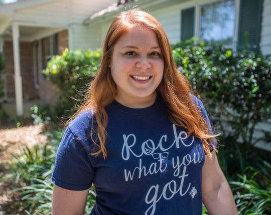 Kayley Schneider is a special education teacher at Gretchen Everhart School.