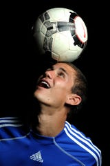 Martin County High School's Evan Greenbaum was the TCPalm 2011 Boys Soccer Player of the Year.