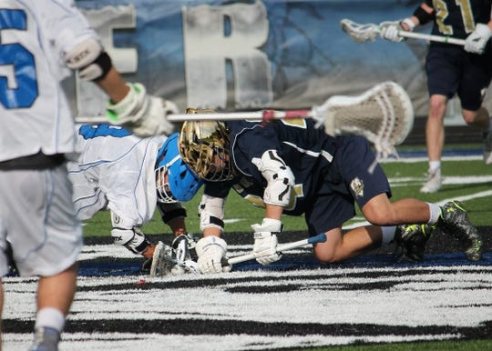 Our Lady of Lourdes senior midfielder Nicholas Ashline will be attending Roger Williams University in the fall.