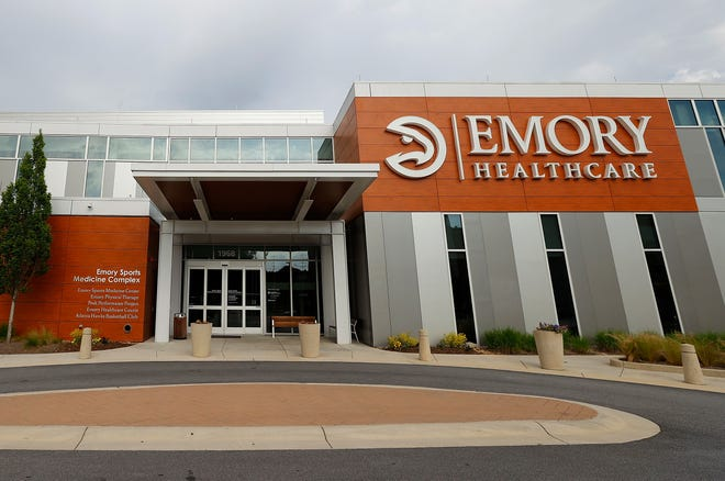 The Atlanta Hawks plan to open their Emory Sports Medicine Complex practice facility next week.
