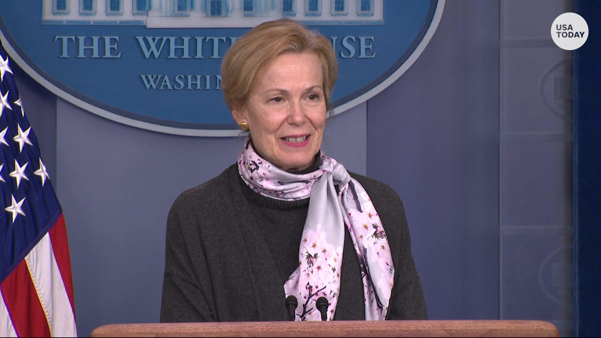 Deborah Birx slammed by both Trump, Pelosi in her role as White House coronavirus coordinator