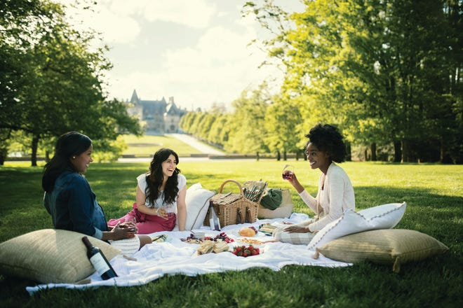 Biltmore's 8,000-acre playground provides the perfect combination of nature, history and style.