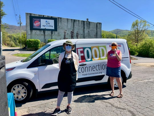 Food Connection, Wicked Weed and YMCA of WNC have partnered to give 5,000 meals a week.