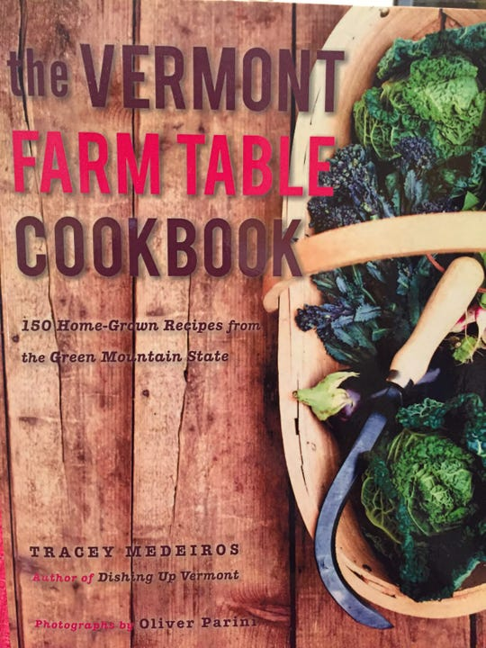 """""""The Vermont Farm Table Cookbook"""" by Tracey Medeiros includes a recipe for beer-battered fiddleheads."""