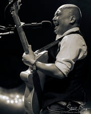 Vermont musician Steve Hartmann