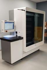 Christus Spohn's rapid COVID-19 testing machine, Cepheid GeneXpert Infinity 48, can conduct 1,000 tests in 24 hours.