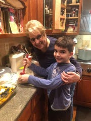 Adrienne Musumeci loves cooking with her grandchildren. Not being able to see them, and not being able to cook for her family, are the things she said she misses most as she recovers from COVID-19.