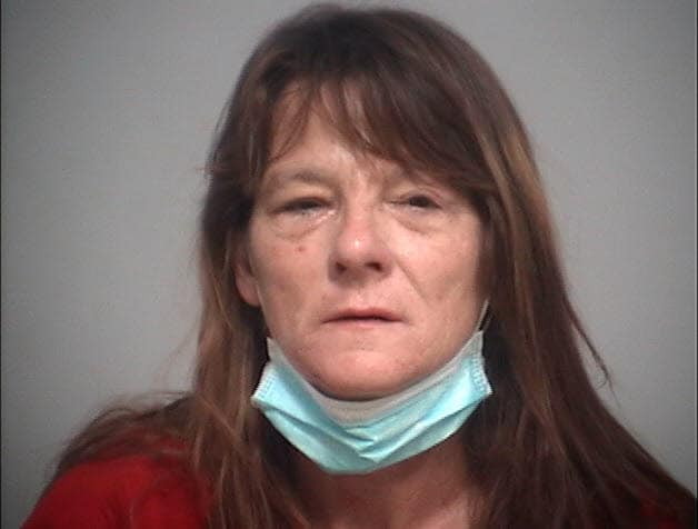 Nancy A. Caudill, 50, of Kingston, who was arrested after a multi-county chase that started in Pickaway County In May 2020.