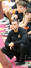 Anderson's Frank Brandy is back as head basketball coach. Brandy had previously coach the Redskins for 21 seasons starting in 1992.