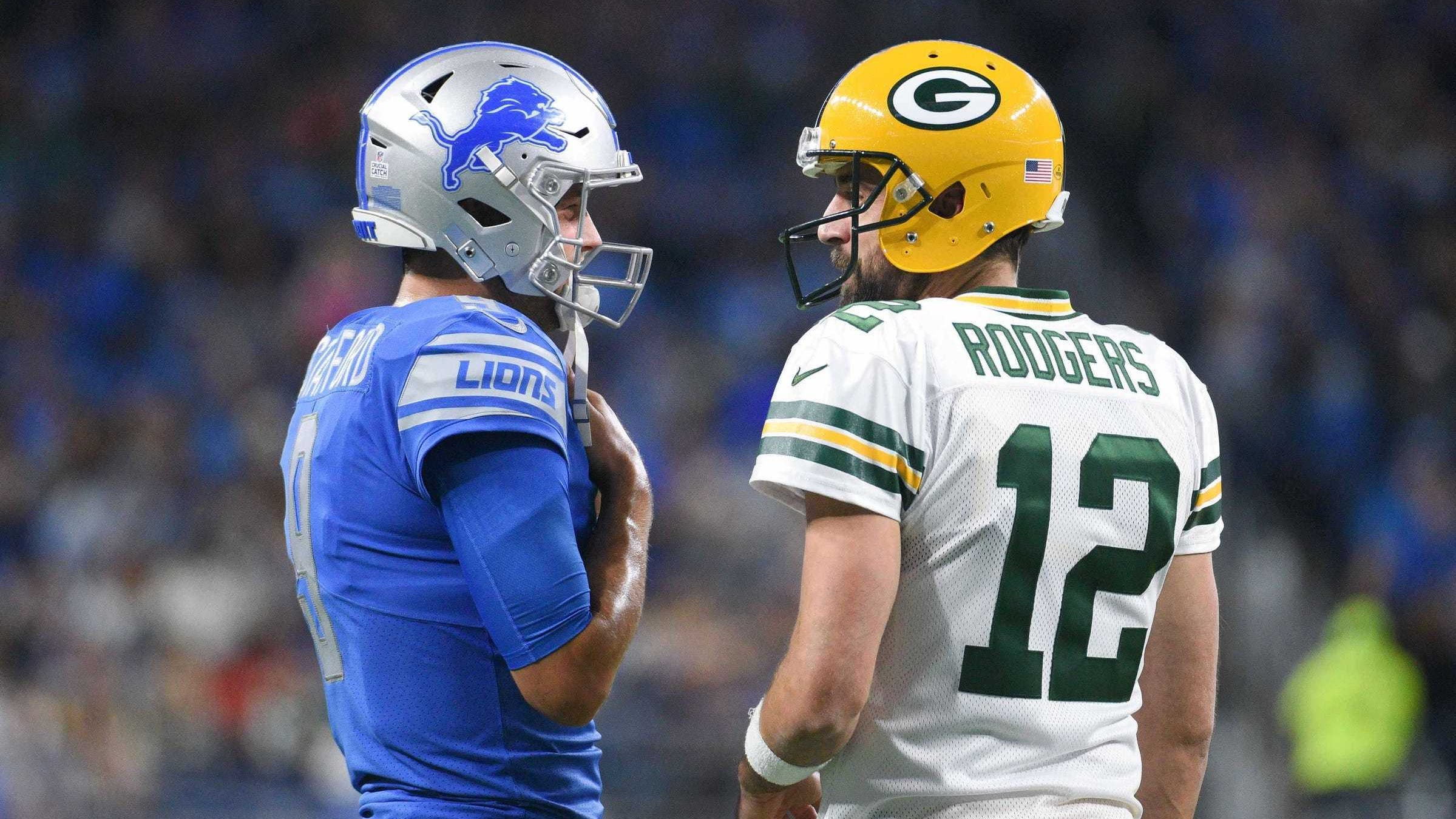 Detroit Lions Vs Green Bay Packers Scouting Report Prediction