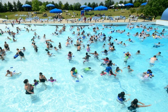 Red Oaks, a waterpark in Madison Heights that includes a wave pool and large slide, will remain closed this summer because of the COVID-19 pandemic.