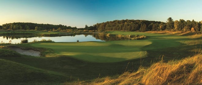The Bear course at Grand Traverse Resort is host of the Michigan Open.