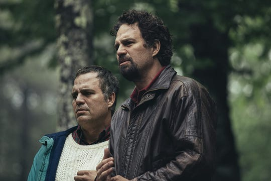 """Mark Ruffalo (left) stars alongside Mark Ruffalo (right) in HBO's """"I Know This Much is True."""""""