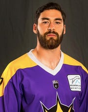 Ithaca High School graduate Eli Gobrecht plays with the San Diego Seals of the National Lacrosse League and with the Archers in the Premier Lacrosse League.