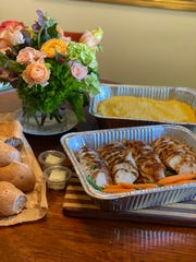 Take-out Chicken Family Meal from Erling Jensen.