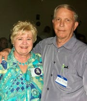 Bob and Judy King, who formerly owned bookstores in Muncie and Avon, both contracted coronavirus in March.