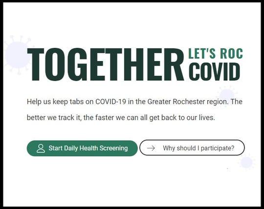 ROC COVID logo