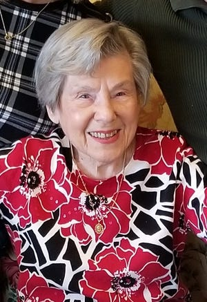Mary Jane Hastings of Webster will celebrate her 100th birthday Thursday, having beaten COVID-19.