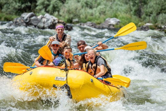 Siskiyou Family YMCA's whitewater summer camp: The YMCA will host camps if shutdown restrictions relax.