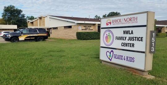 Northwest Louisiana Family Justice Center facility