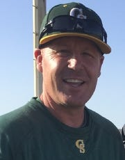 Captain Shreve coach Todd Sharp