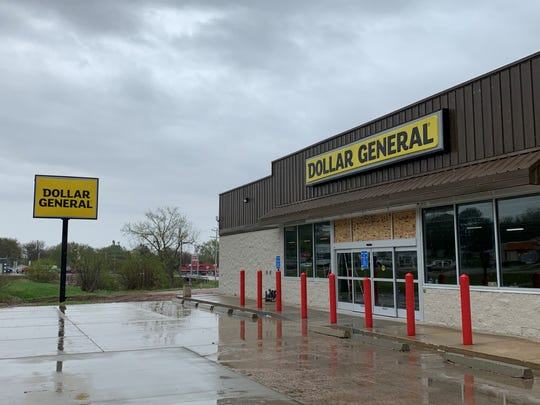Dollar General at the four-way stop is scheduled to open this summer in Dell Rapids.