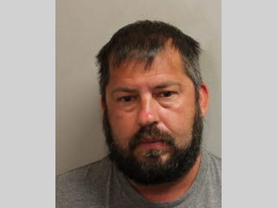 Robert Brinker, the 45-year-old owner of Deep South Crane and Equipment Rentals, is facing charges of organized scheme to defraud and criminal use of personal information.