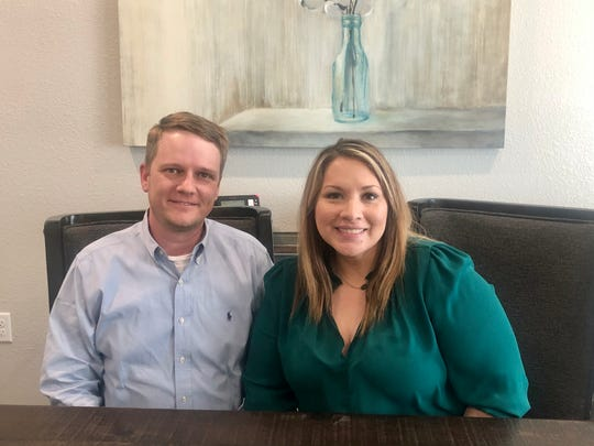 Attorneys Lina Burns and her husband Jeff Burns have been using their legal knowledge to help those in Caldwell, Texas interpret orders related to COVID-19.
