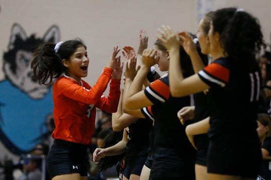 Alyssa Sianez, a senior at El Paso High, will be a freshman at UTEP in the fall