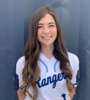 Mariah Guerrero is a senior on the Redwood High School softball team.