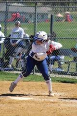 The lohud softball spotlight is on Mahopac senior Carolyn Galizia.