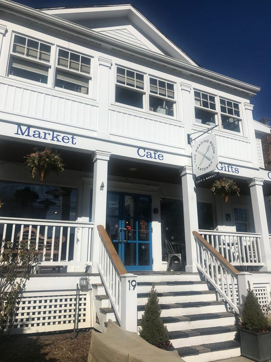 The Katonah Reading Room in Katonah has been a community staple since it opened in 2015.
