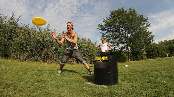 How good are you at frisbee? Really?