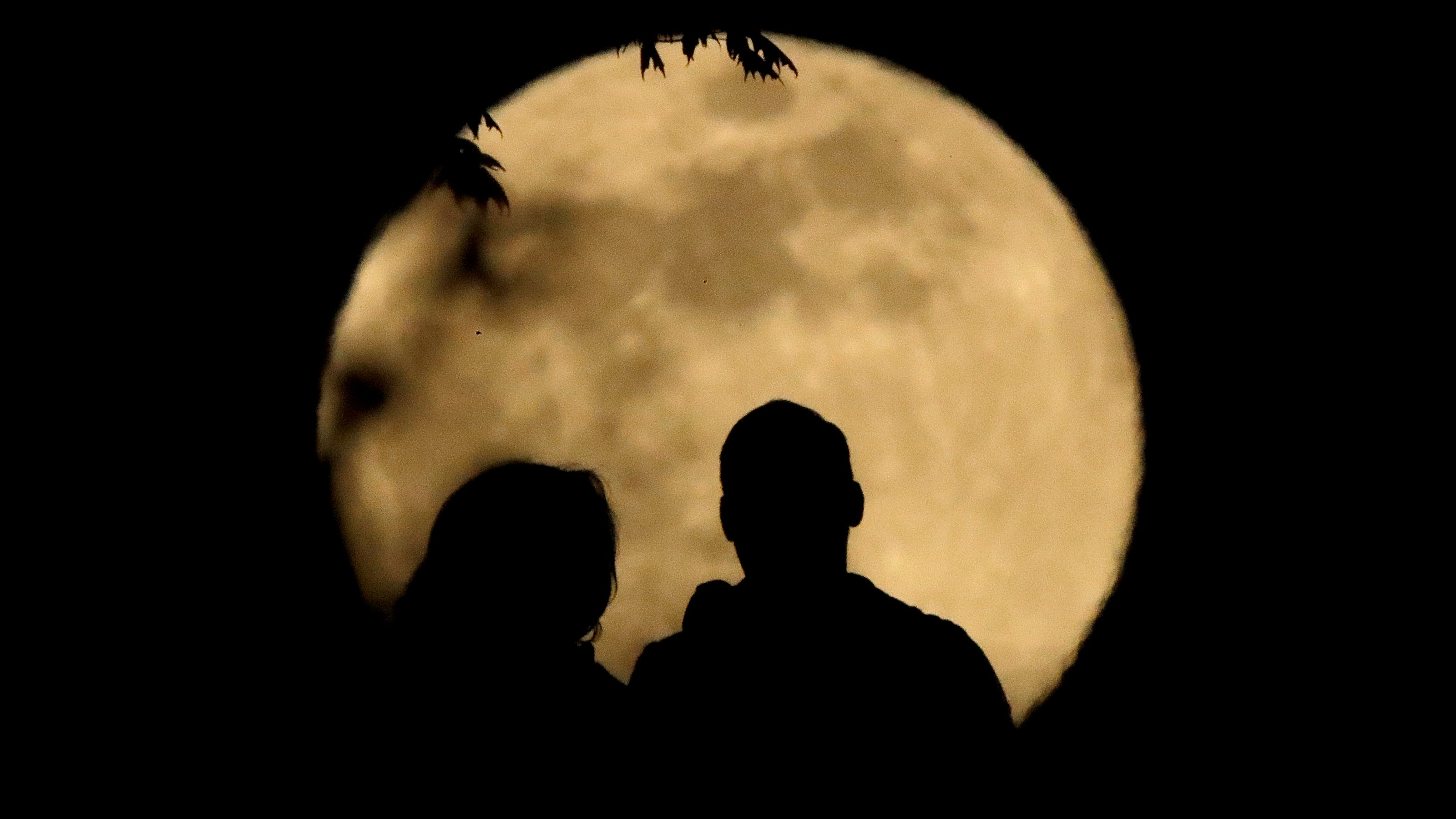 October to feature a rare Halloween 'blue moon'