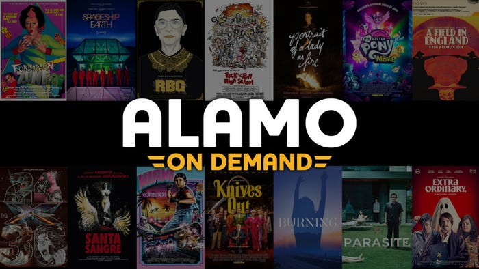 With theaters closed due to coronavirus, Alamo Drafthouse launches Alamo On Demand streaming platform
