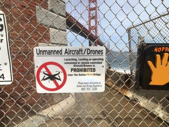 No drone zone in San Francisco