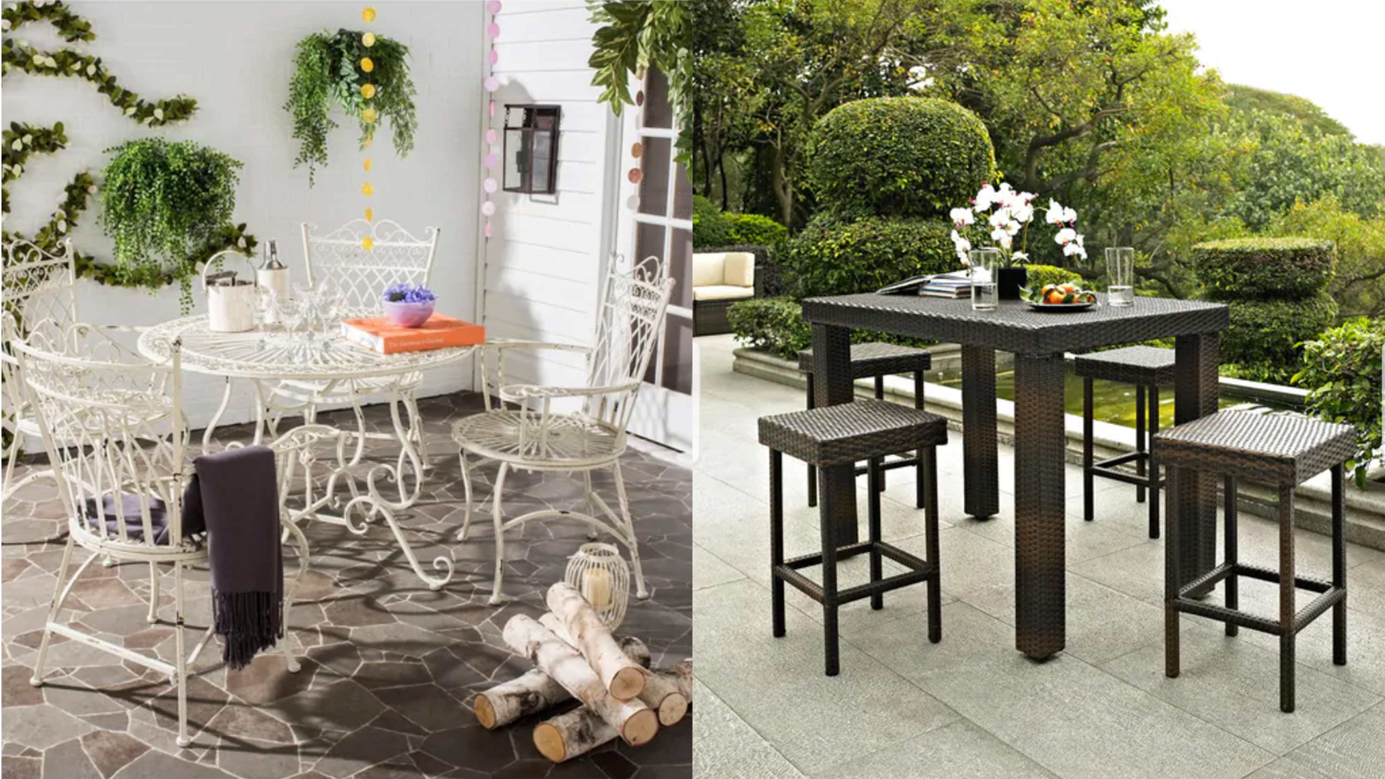 Patio Dining Sets Shop This Limited Time Sale At Overstock And Save