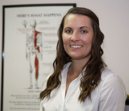 Amanda Richerson is a board-certified chiropractor at Upper Cervical Health Centers in Melbourne.