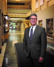 Claudio Fort, chief executive officer of Rutland Regional Medical Center.