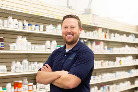 Ross Goetz is a pharmacist at HealthWarehouse in Florence, the only online stop allowed to dispense drugs with website orders and prescriptions. When some news reports in March mentioned a malaria drug as a possible treatment for COVID-19, thousands of orders came in from doctors seeking the drug for themselves and their family, Goetz said.