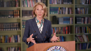 Education Secretary Betsy DeVos discusses her final rule on Title IX sexual misconduct investigations.