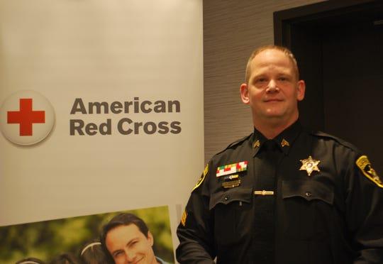 Chemung County Sheriff's Office Sgt. Mike Skroskznik