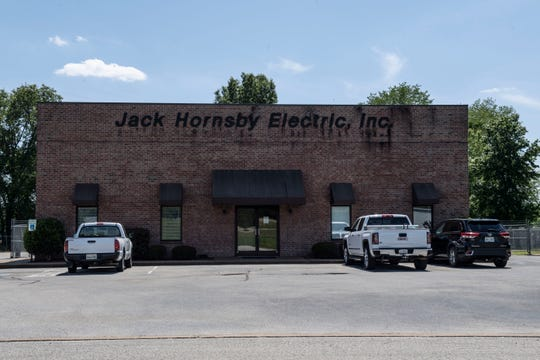 Jack Hornsby Electric, Inc. is located on Commerce Center Circle, in Jackson, TN.