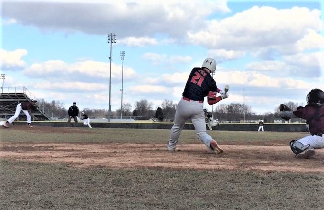 Fairfield Christian Academy senior Blaine Keener was named first team Mid-State League-Cardinal Division and first team Division IV All-Central District as a junior. He will play college baseball at Mount Vernon Nazarene University.