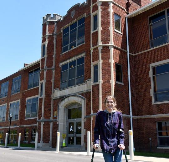 Abi George is a senior at Berne Union High School.